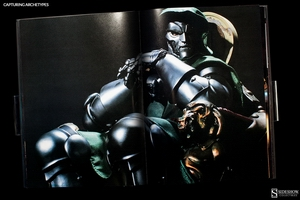 Книга Захват архетипов Sideshow Collectibles Сайдшоутойс, сайдшоу колектиблс фотография-004.jpg