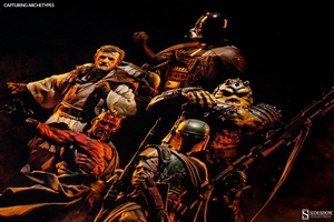 Книга Захват архетипов Sideshow Collectibles Сайдшоутойс, сайдшоу колектиблс фотография-005.jpg