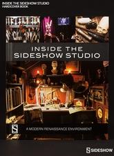 Книга Внутри студии Sideshow Современная среда эпохи Возрождения Sideshow Collectibles Сайдшоутойс, сайдшоу колектиблс фотография-001.jpg
