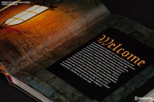 Книга Внутри студии Sideshow Современная среда эпохи Возрождения Sideshow Collectibles Сайдшоутойс, сайдшоу колектиблс фотография-002.jpg