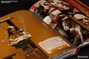 Книга Внутри студии Sideshow Современная среда эпохи Возрождения Sideshow Collectibles Сайдшоутойс, сайдшоу колектиблс фотография-003.jpg