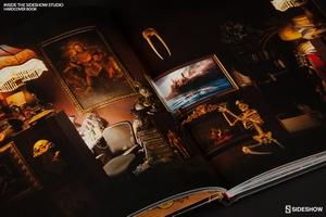 Книга Внутри студии Sideshow Современная среда эпохи Возрождения Sideshow Collectibles Сайдшоутойс, сайдшоу колектиблс фотография-006.jpg