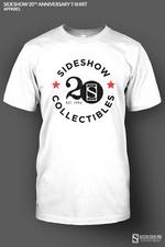 Одежда Коллекционная футболка Sideshow 20th Sideshow Collectibles Сайдшоутойс, сайдшоу колектиблс фотография-001.jpg