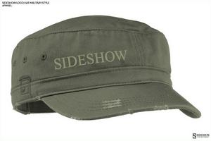 Одежда Коллекционная военная шляпа Sideshow Sideshow Collectibles Сайдшоутойс, сайдшоу колектиблс фотография-001.jpg