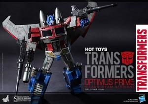 Коллекционная фигурка Главный Optimus (версия Starscream) Hot Toys Трансформеры фотография-001.jpg