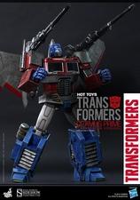 Коллекционная фигурка Главный Optimus (версия Starscream) Hot Toys Трансформеры фотография-003.jpg