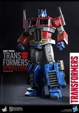Коллекционная фигурка Главный Optimus (версия Starscream) Hot Toys Трансформеры фотография-004.jpg