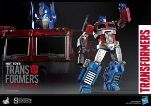 Коллекционная фигурка Главный Optimus (версия Starscream) Hot Toys Трансформеры фотография-005.jpg