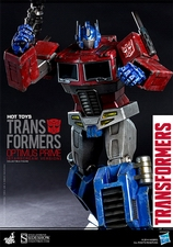 Коллекционная фигурка Главный Optimus (версия Starscream) Hot Toys Трансформеры фотография-006.jpg
