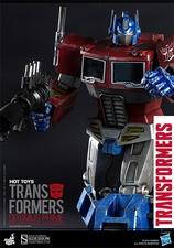 Коллекционная фигурка Главный Optimus (версия Starscream) Hot Toys Трансформеры фотография-007.jpg