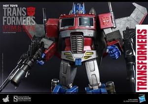 Коллекционная фигурка Главный Optimus (версия Starscream) Hot Toys Трансформеры фотография-009.jpg