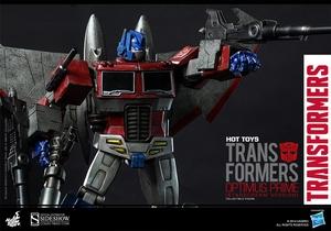Коллекционная фигурка Главный Optimus (версия Starscream) Hot Toys Трансформеры фотография-010.jpg