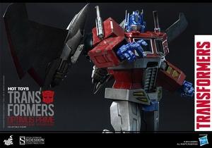 Коллекционная фигурка Главный Optimus (версия Starscream) Hot Toys Трансформеры фотография-012.jpg
