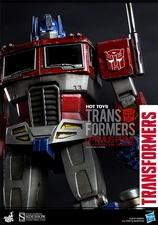 Коллекционная фигурка Главный Optimus (версия Starscream) Hot Toys Трансформеры фотография-013.jpg