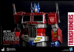 Коллекционная фигурка Главный Optimus (версия Starscream) Hot Toys Трансформеры фотография-014.jpg