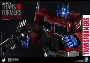 Коллекционная фигурка Главный Optimus (версия Starscream) Hot Toys Трансформеры фотография-015.jpg