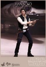 Фигурка Хан Соло Звездные войны Hot Toys Звездные войны фотография-001.jpg