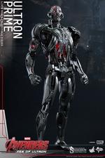 Фигурка Главный Ultron Hot Toys Марвел фотография-001.jpg