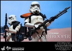 Фигурка Штурмовик пустыни Звездные войны Hot Toys Звездные войны фотография-004.jpg