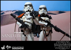 Фигурка Штурмовик пустыни Звездные войны Hot Toys Звездные войны фотография-005.jpg