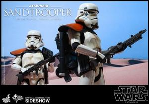 Фигурка Штурмовик пустыни Звездные войны Hot Toys Звездные войны фотография-006.jpg