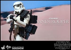 Фигурка Штурмовик пустыни Звездные войны Hot Toys Звездные войны фотография-011.jpg