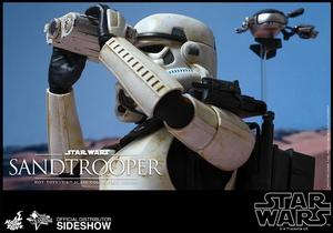 Фигурка Штурмовик пустыни Звездные войны Hot Toys Звездные войны фотография-013.jpg