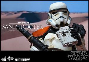 Фигурка Штурмовик пустыни Звездные войны Hot Toys Звездные войны фотография-014.jpg