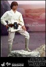 Фигурка Люк Скайуокер Звездные войны Hot Toys Звездные войны фотография-01.jpg