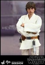 Фигурка Люк Скайуокер Звездные войны Hot Toys Звездные войны фотография-05.jpg