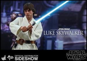 Фигурка Люк Скайуокер Звездные войны Hot Toys Звездные войны фотография-10.jpg