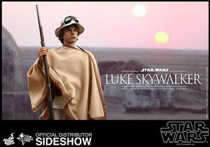 Фигурка Люк Скайуокер Звездные войны Hot Toys Звездные войны фотография-11.jpg