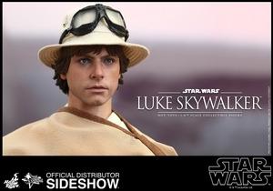 Фигурка Люк Скайуокер Звездные войны Hot Toys Звездные войны фотография-12.jpg