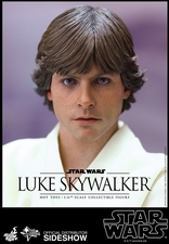 Фигурка Люк Скайуокер Звездные войны Hot Toys Звездные войны фотография-13.jpg