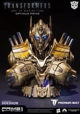Бюст Версия Optimus Prime Gold (Трансформеры) Prime 1 Studio Трансформеры фотография-01.jpg