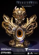Бюст Золотая версия Galvatron (Трансформеры) Prime 1 Studio Трансформеры фотография-01.jpg