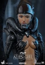 Фигурка Иностранная девочка Hot Toys Чужой против хищника фотография-15.jpg