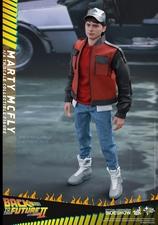 Фигурка Марти Макфлай Hot Toys Назад в будущее фотография-02.jpg