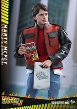 Фигурка Марти Макфлай Hot Toys Назад в будущее фотография-16.jpg