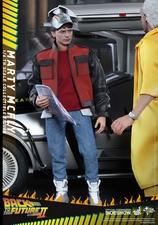 Фигурка Марти Макфлай Hot Toys Назад в будущее фотография-21.jpg