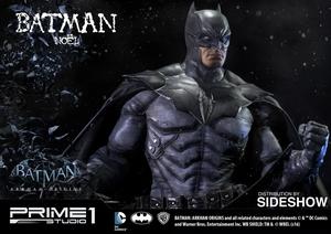 Фигурка из искусственного камня Версия Batman Noel Prime 1 Studio ДС комикс фотография-20.jpg