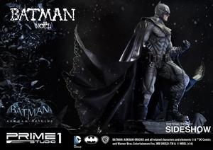 Фигурка из искусственного камня Версия Batman Noel Prime 1 Studio ДС комикс фотография-24.jpg