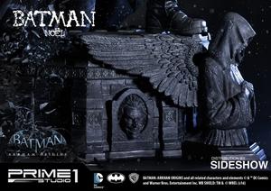 Фигурка из искусственного камня Версия Batman Noel Prime 1 Studio ДС комикс фотография-28.jpg