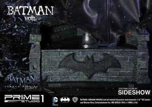 Фигурка из искусственного камня Версия Batman Noel Prime 1 Studio ДС комикс фотография-29.jpg