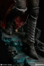 Коллекционная фигурка Осколок Смертельного Постороннего Sideshow Collectibles суд мертвецов фотография-18.jpg
