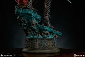 Коллекционная фигурка Осколок Смертельного Постороннего Sideshow Collectibles суд мертвецов фотография-19.jpg