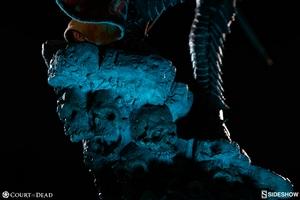 Коллекционная фигурка Осколок Смертельного Постороннего Sideshow Collectibles суд мертвецов фотография-20.jpg
