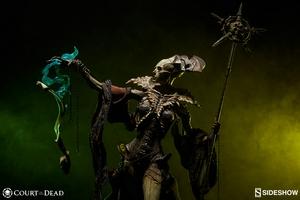 Коллекционная фигурка Великий остеомансер Sideshow Collectibles суд мертвецов фотография-02.jpg