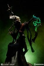 Коллекционная фигурка Великий остеомансер Sideshow Collectibles суд мертвецов фотография-03.jpg