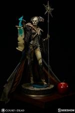 Коллекционная фигурка Великий остеомансер Sideshow Collectibles суд мертвецов фотография-04.jpg